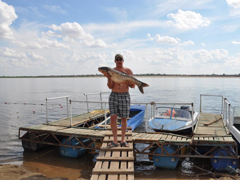 хранить прикормку рыбалки